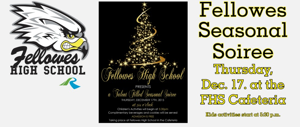 FHS' Seasonal Soiree is Thursday, Dec. 17