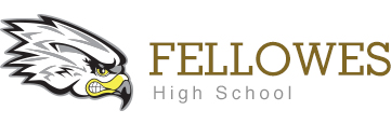 Fellowes High School logo